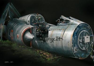Mirage IIIA